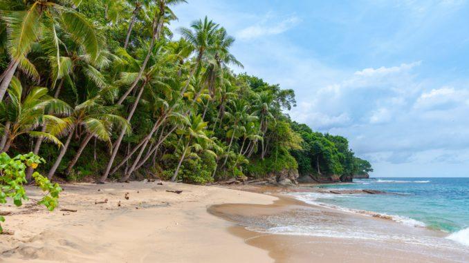 Idyillische Strände Sri Lanka